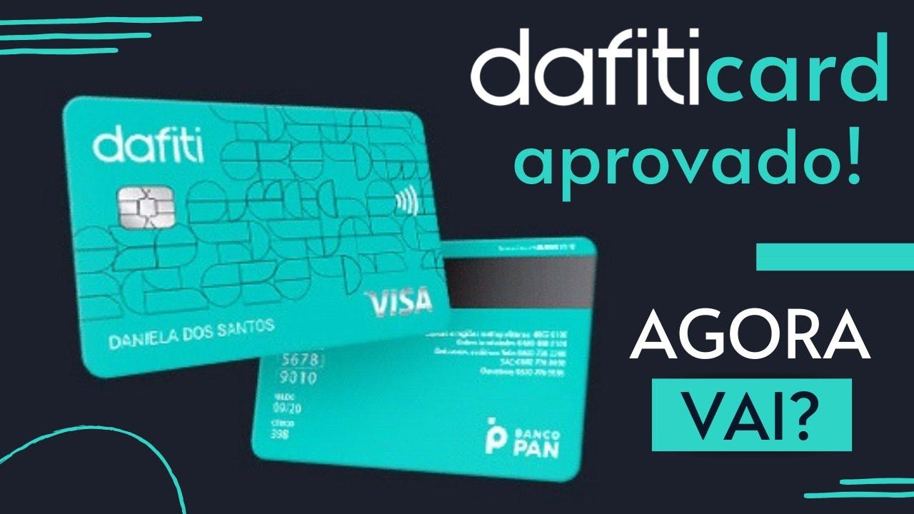 Agora Vai: Dafiti Card APROVADO! | Novo E-mail de Aprovação