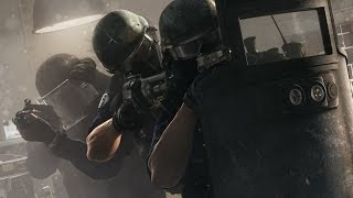 Rainbow Six Siege E3 2014 Gameplay World Premiere [US](Watch the world debut of Rainbow Six Siege multiplayer gameplay in this intense, new look into the gripping world of Rainbow counter-terrorism units., 2014-06-09T22:58:04.000Z)