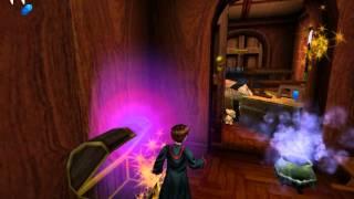 Гарри Поттер и Тайная комната (Игра, PC) МОД на Хогвартс-Экспресс.