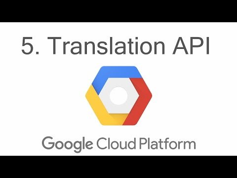 Translation API - Google Cloud Python Tutorials P.5