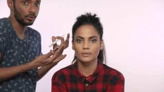 Celeb Look : Rekha Makeup Tutorial