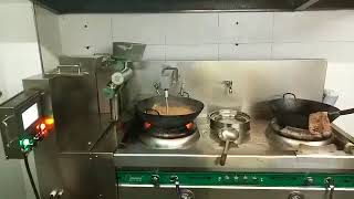 Automatic Cooking Robot, Robot Chef, Robotic Kitchen