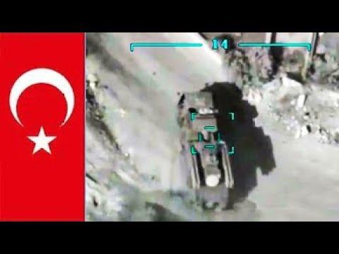 Turkish UCAV Against Russian-made short/medium range air defense
