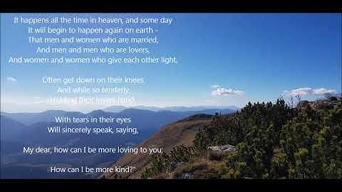 24 it happens all the time in heaven  hafiz