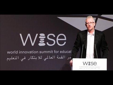 Personalized Learning: Tailored or Taylorized? - Graham Brown-Martin - [Focus WISE 2014]