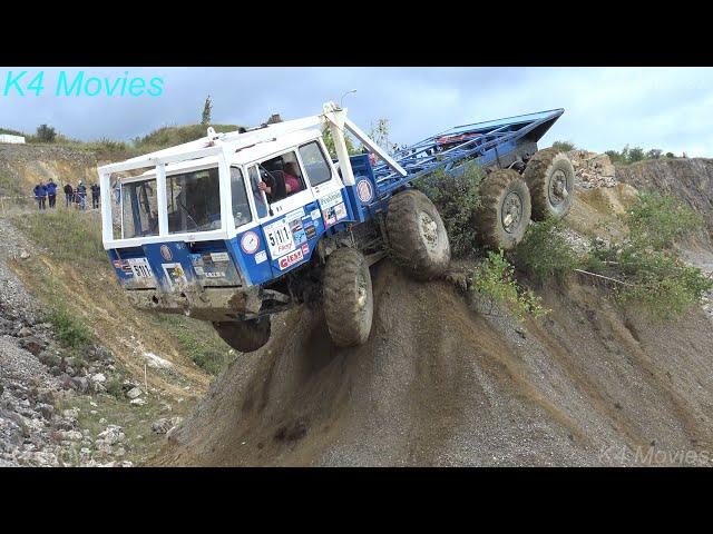 Off-Road, 8x8 Truck Trial, Elbingerode, Truck Show 2017