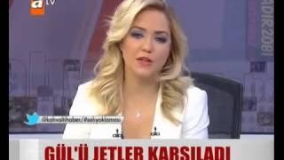 Hilal Ergenekon Dolgun Vücut Mini Etek 2017 Video