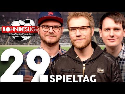 29. Spieltag der Bundesliga in der Analyse mit Frederik Straube | Bohndesliga-Fußball bei RBTV