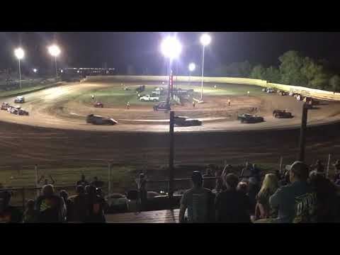 Racing at Creek County Speedway!!