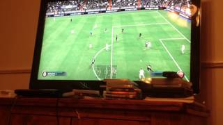 1st vid FIFA 15 Real Madrid Roma