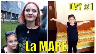 Mergem la MARE fara Laura ROOM TOUR camerei din hotelul din Bulgaria