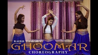 PADMAVATI || GHOOMAR || BOLLYWOOD CHOREOGRAPHY || BY RAHUL THAKUR || GENX DANCE SCHOOL