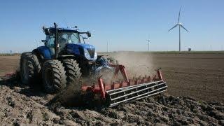 High Speed Farming New Holland T7.270 AC Trekkerweb