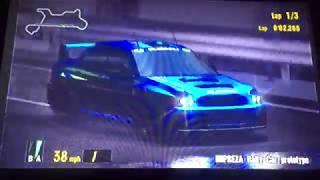 Gran Turismo 3 A-Spec Impreza Rally Car Prototype VS Lancer Evolution Vii Rally Car Prototype 🏁