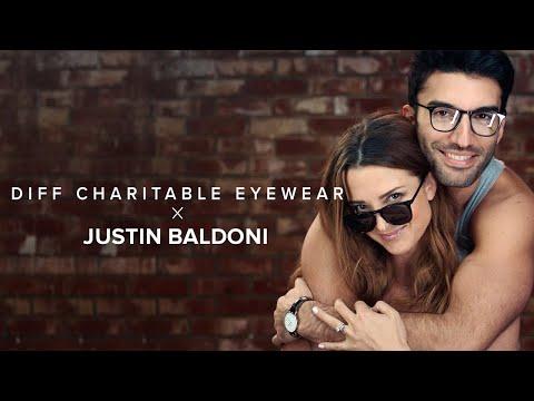 DIFF Eyewear X Justin Baldoni