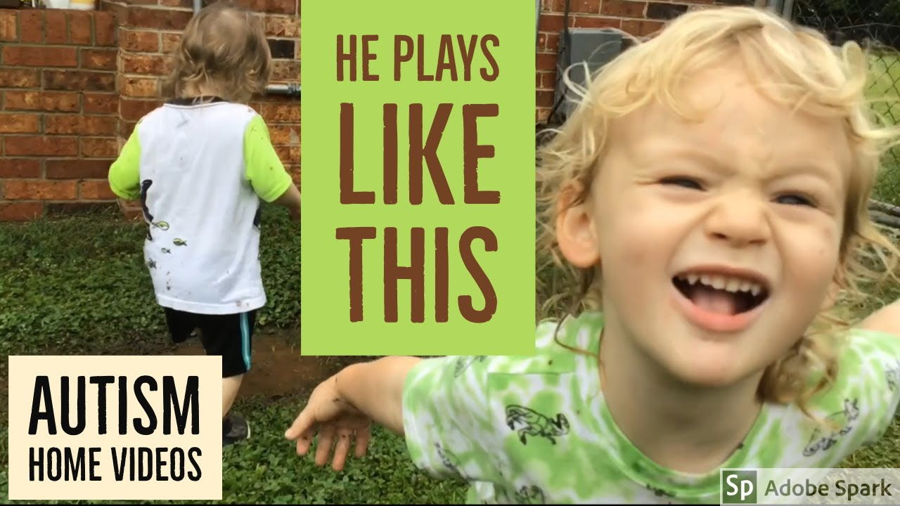 Download How Does Our Autistic 2 Year Old Play?   Home Videos Of Autistic Toddler Playing