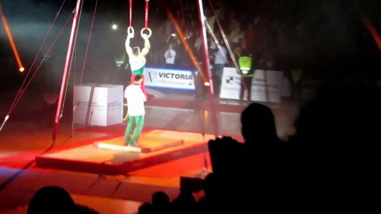 Artistic Gymnastics | GYMmedia de