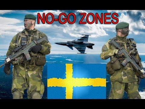 Is Civil War Imminent in Sweden?