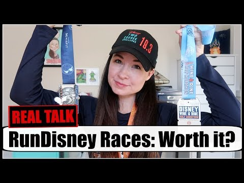 RunDisney Races - Are They Worth It!? | My Experience, Review & REAL TALK!