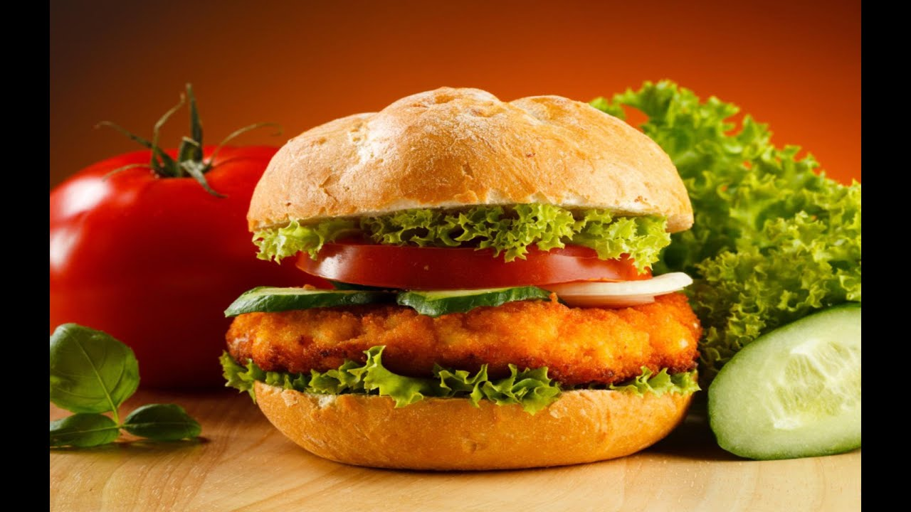 images of chicken burgers - photo #22
