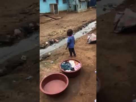 Absence de canalisations, eau stagnante : des Ivoiriens tirent la sonnette sur l'état de leur commune