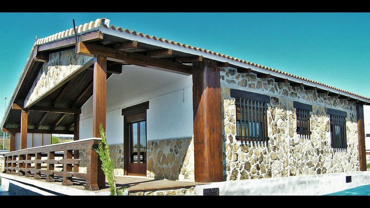 Casas prefabricadas de acero y hormigon qcasa modelo claudia 3 dormitorios youtube - Precio casa prefabricada hormigon ...