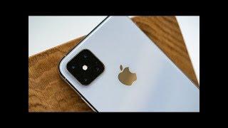 Слитые фото iPhone 11! Провал Samsung Galaxy Fold и презентация OnePlus 7