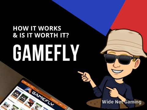 Gamefly - How It Works And Is It Worth It.