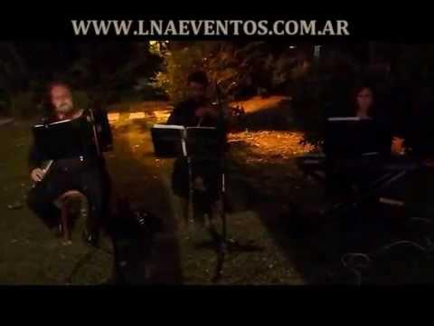 Hey Jude Violin Casamiento En La Terraza Eventos Lna Eventos