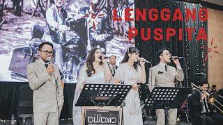 Lenggang Puspita (cover) - Cikallia Music Bandung