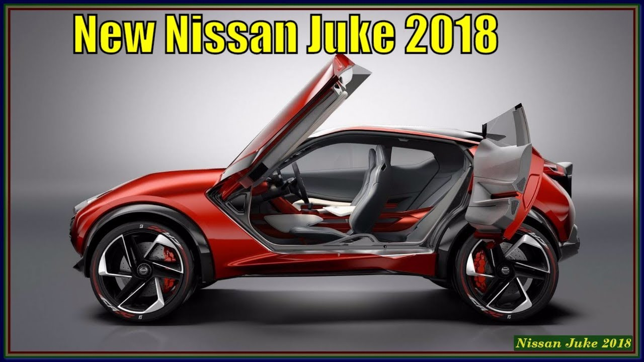 new nissan juke 2018 review interior exterior and specs. Black Bedroom Furniture Sets. Home Design Ideas