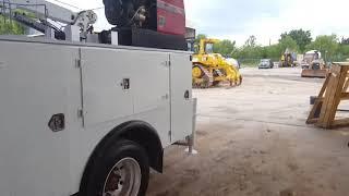 2002 freightliner fl50 mechanic truck for sale
