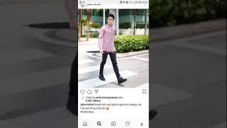 Gambar cover Jejaka kacak yang viral di AME19 | instagram reaction