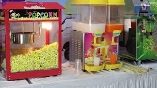 Soda machine/ sugar cane machine/ tea coffee vending machine/ pop corn machine
