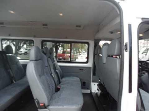 Ford Transit 150 >> FORD, Transit, 2013, 2.2 LARGA 9 PASAJEROS DIESEL AC 6VEL ...