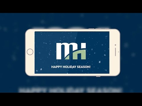 Happy Holidays from Morrison Hershfield!
