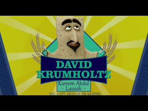 Sausage Party - End credits