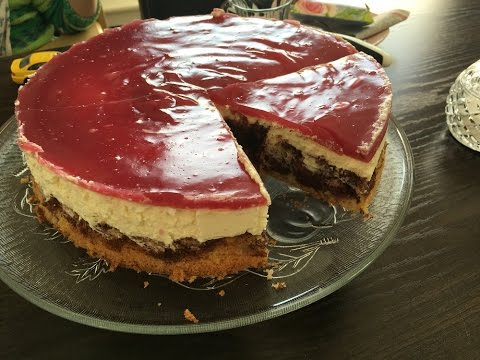 Rotkappchen Kuchen Torte Sarah S Classics 20 04 2017 Youtube