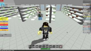 Pj goes to ROBLOX-mart