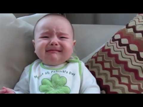 Bébé rigolo #2 à en mourir de rire