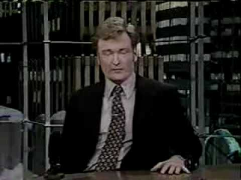 CONAN O'BRIEN, 12/18/97 - CONAN'S TRIBUTE TO CHRIS 6 FARLEY