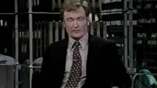 CONAN O'BRIEN, 12/18/97 - CONAN'S TRIBUTE TO CHRIS 6 FARLEY