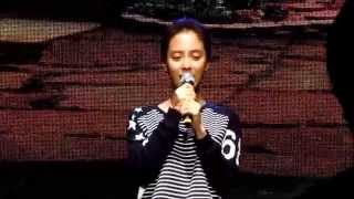 8. Race Start 2 Running Man Fan Meeting in Malaysia - Scent of a Flower - Song Jihyo