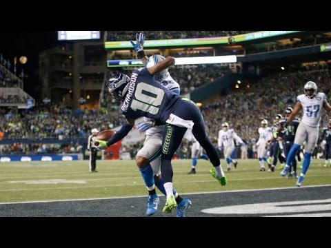 Paul Richardson vs Lions (NFL Wildcard - 2016) - 3 Catches, 48 Yards + TD! Sick Catches! | NFL HD