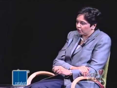 Indra Nooyi States Importance of Listening To Your Mentors