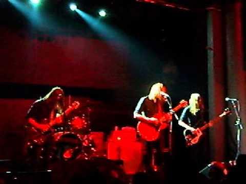 Graveyard - Hard Times Lovin (Madrid, Sala Arena)