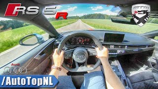 Audi RS5 R MTM 575HP | POV Test Drive by AutoTopNL