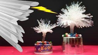 How to Make Awesome Tree Using Glue Gun