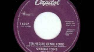 Watch Tennessee Ernie Ford Country Junction video