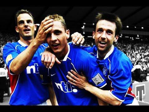 Rangers Football Club    Last Minute Goals    Compilation